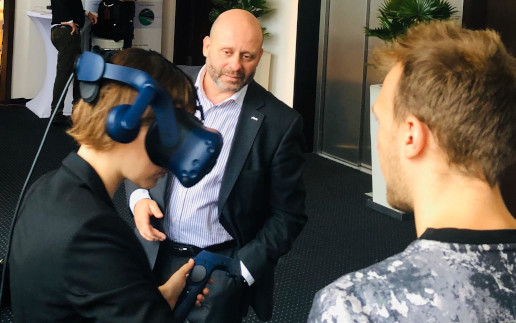 alseda virtual reality World Class Corporate Extended Reality 2019 Konferenz