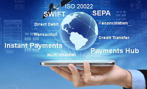 payments hub, ISO20022, real time payments, SWIFT, SEPA, xml, instant payments, instant